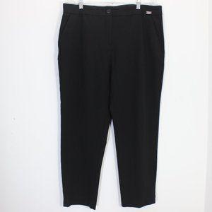BADGLEY MISCHKA Black Dress Pants 18